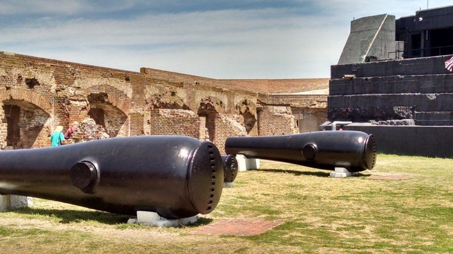 Fort Sumter, CharlestonSC, Southern Hospitality 2016