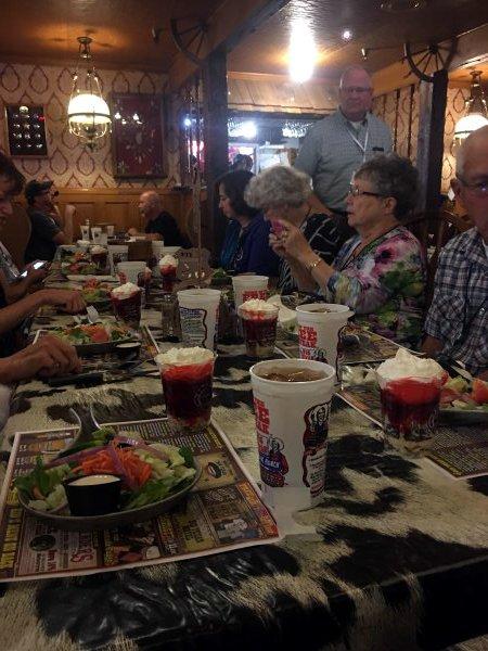 The Big Texan Restaurant