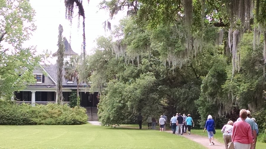 Magnolia Plantation, Charleston SC during Southern Hospitality 2016