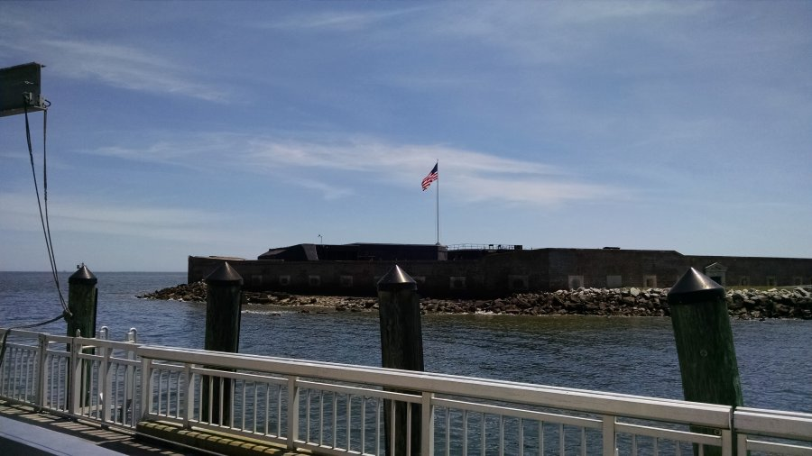 Fort Sumter, Charleston SC. Southern Hospitality 2016