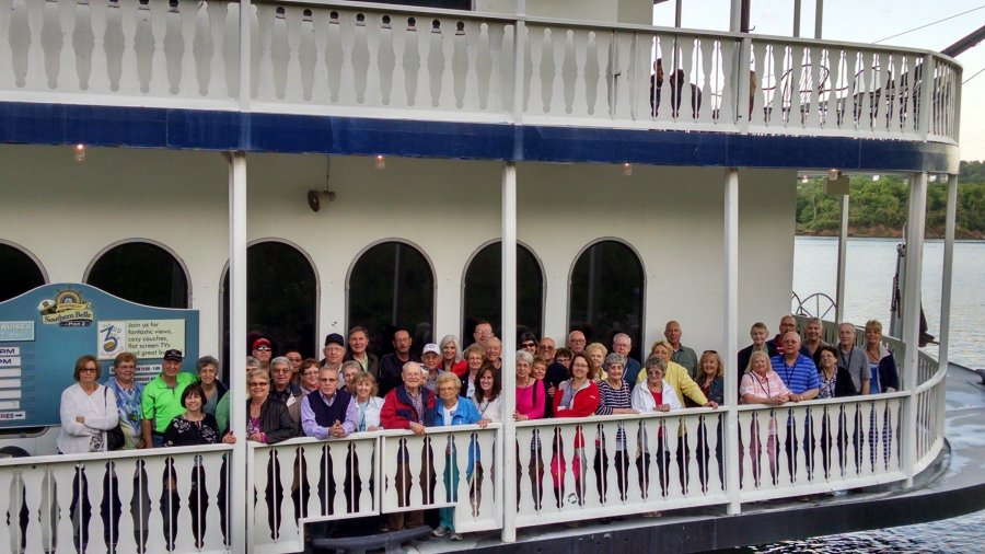 Southern Hospitality 2016, Southern Belle Riverboat dinner cruise, Chattanooga TN