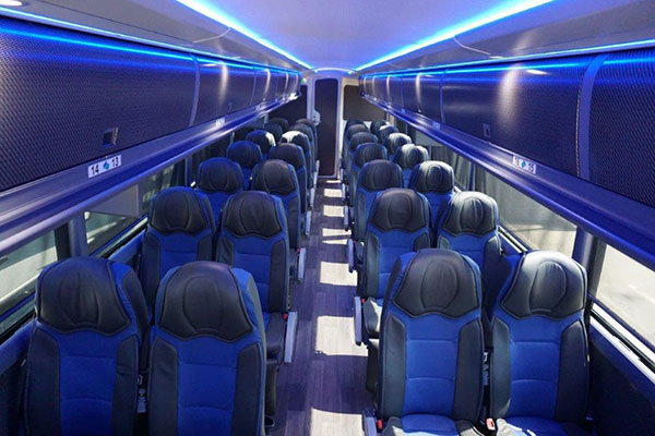 Charter Bus Colby KS