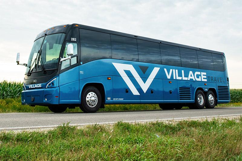 Deluxe coach